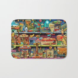 Toy Wonderama Bath Mat