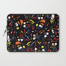 Hidden Faces Laptop Sleeve