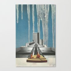 Every Melting Degree Canvas Print