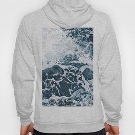 Marble ocean Hoody