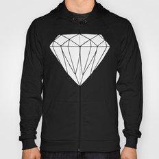White diamond Hoody