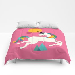 To be a unicorn Comforters