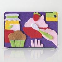 breakfast iPad Cases featuring Breakfast by Jacopo Rosati