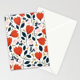Floral Medley Stationery Cards