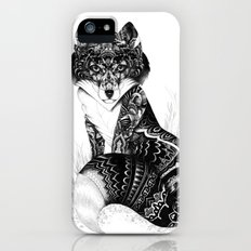 Wildlife Fox Slim Case iPhone (5, 5s)