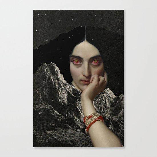 NYX Canvas Print