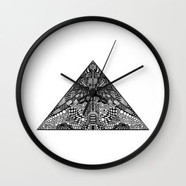 [pyramid 22] Wall Clock