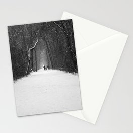 Snow White Morning Stationery Cards