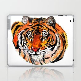Tiger Painting Laptop & iPad Skin
