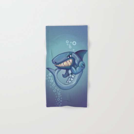 GymShark Hand & Bath Towel