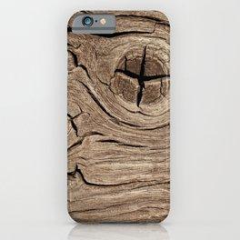 Ash Knot iPhone Case