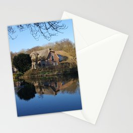 Dreamhouse Between the Blues Stationery Cards