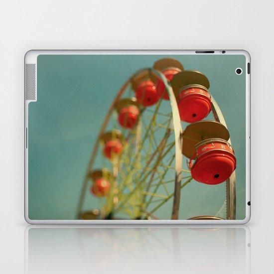 Grande Roue Laptop & iPad Skin
