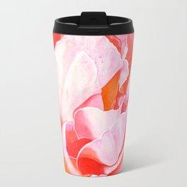 Beth's Rose Watercolor Travel Mug