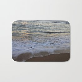 Beautiful water at Collaroy Beach, NSW, Australia Bath Mat