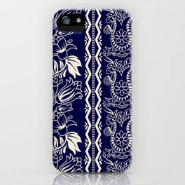 Traditional Ethnic Pattern iPhone Case