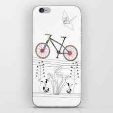 Photo Bicycle iPhone & iPod Skin