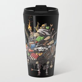 Let me guess, someone stole your sweetroll Metal Travel Mug
