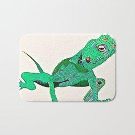Gecko Bath Mat