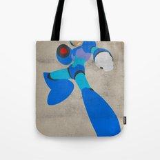 Buster B.A. (Megaman) Tote Bag