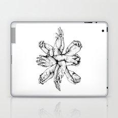 Bound : Hands Laptop & iPad Skin
