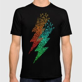 Electro music T-shirt
