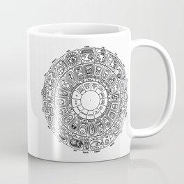 Mayan Calendar Coffee Mug