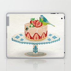 life is short, take a dessert  Laptop & iPad Skin