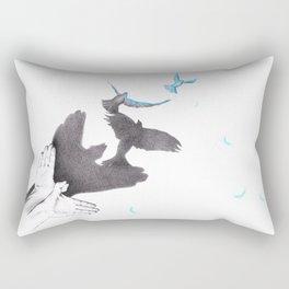 Illusions Rectangular Pillow