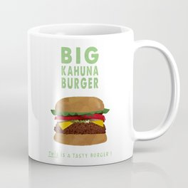 PULP FICTION - big kahuna burger Coffee Mug