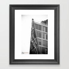 Angle  Framed Art Print