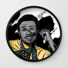 The Rumors Are True - LC Wall Clock