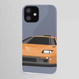 Supercar iPhone Case