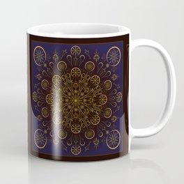 Clockwork Compass Coffee Mug