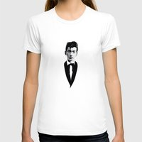 arctic monkeys T-shirts featuring Arctic Monkeys, Alex Turner by Morgane Dagorne