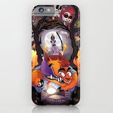 Grim Fandango iPhone 6s Slim Case