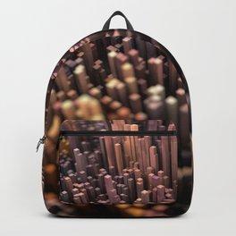 Abstract Topography - Monaco Backpack