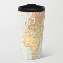 Pastel World Travel Mug