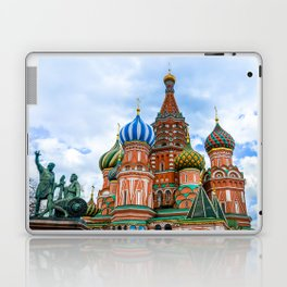 Saint Basil's Cathedral (Red Square in Moscow) Laptop & iPad Skin