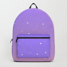 Keep On Shining - Lavender Sunrise Backpack