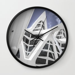 Chromosome Forest Wall Clock