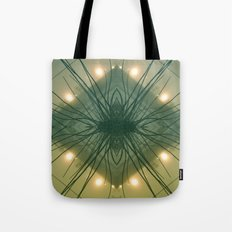 Quad Tree #3 Tote Bag