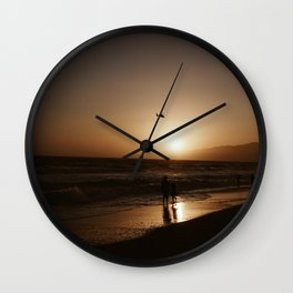 CHILL VIBES Wall Clock