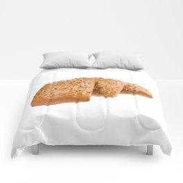 baked graham bread rolls Comforters