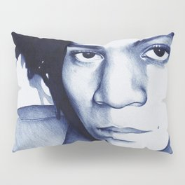 Jean Michel Basquiat Pillow Sham