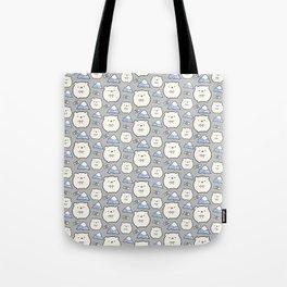 Little Polar Tote Bag