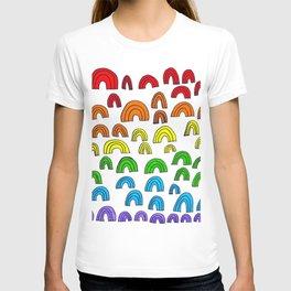 Rainbow Meta T-shirt