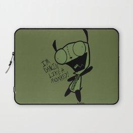 Dancin' Like A Monkey! Laptop Sleeve