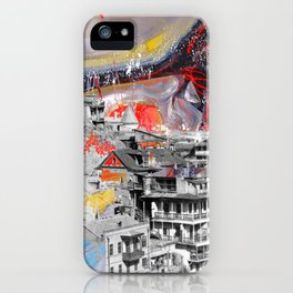 Tbilisi 3 iPhone Case
