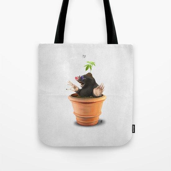 Pot Tote Bag